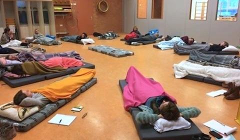 nascholing slaapoefentherapie